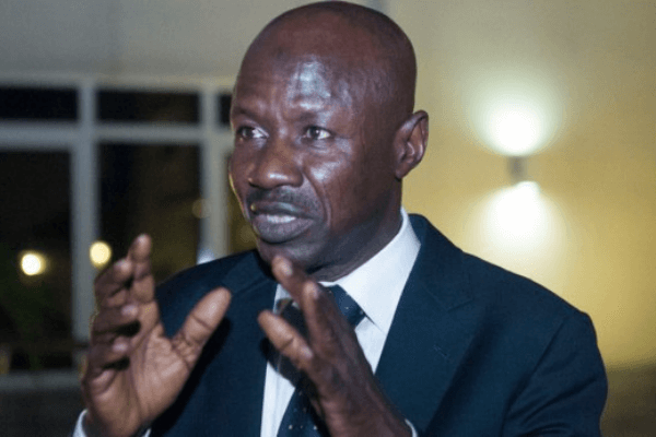 Well Bring Former Minister Alison-Madueke Back To Nigeria To Face Justice, Magu Vows - Businessday NG