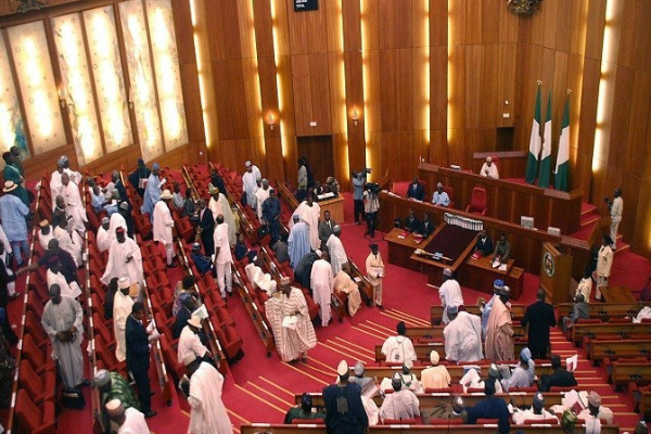 Senate Committee accuses CBN, FIRS, NDDC, NFF, NIMASA, FRSC, FAAN, 18 others over funds mismanagement - Businessday NG