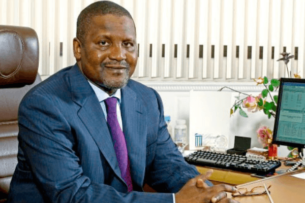 At $15bn, Aliko Dangote is worth more than 8 African countries