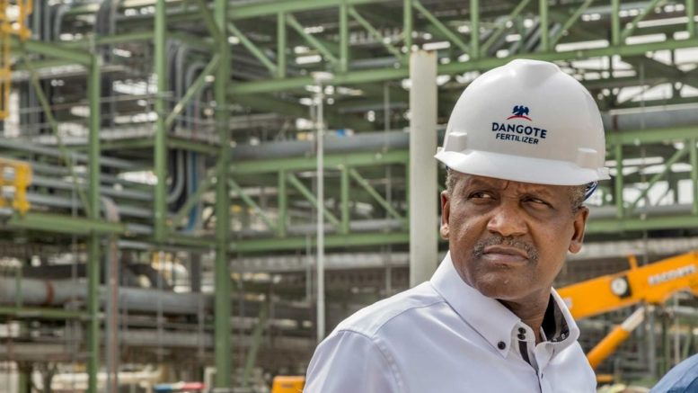 Dangote Refinery: Placing Nigeria Firmly on the Global Landscape - Businessday NG