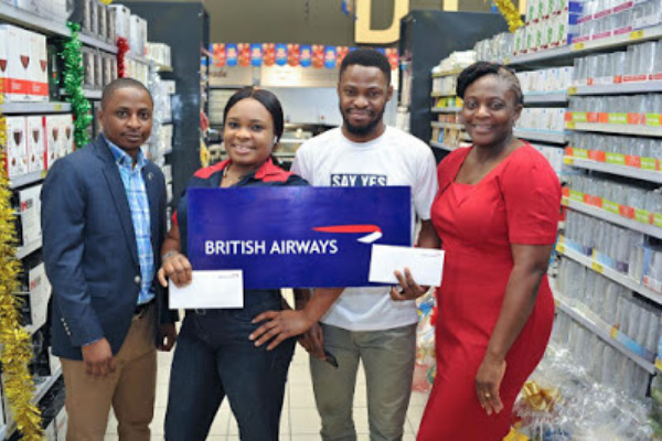 British Airways rewards travel agents with vouchers in its mega Christmas promo -