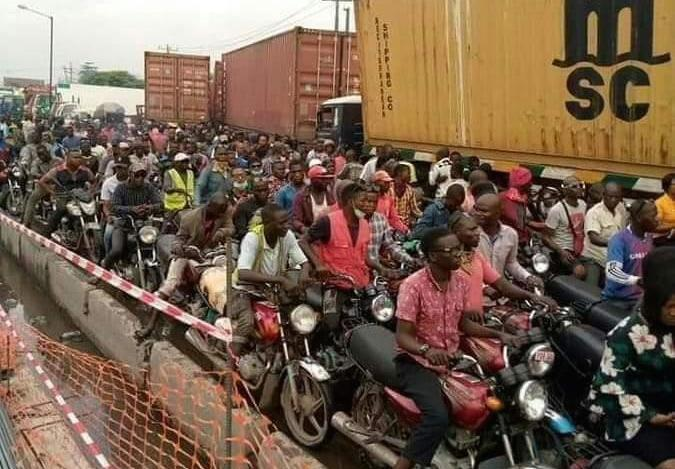 Checking the menace of Okada, Keke riders and Danfo drivers on Lagos roads - Businessday NG
