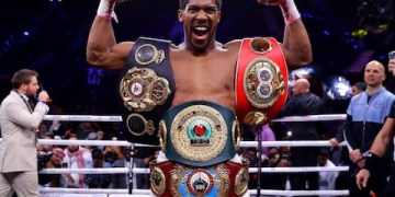Anthony Joshua reveals why he lost his first fight with Andy Ruiz Jr - Businessday NG