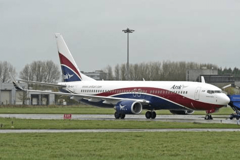 Arik Air fleet receives massive enhance, set for Christmas season - Businessday NG