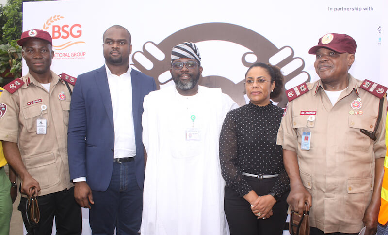 BSG kick-off Dont Drink & Drive Campaign park rallies - Businessday NG