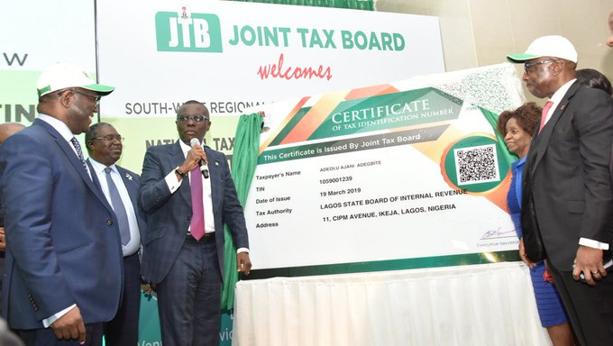 New TIN registration system could stop your next drivers license, passport - Businessday NG