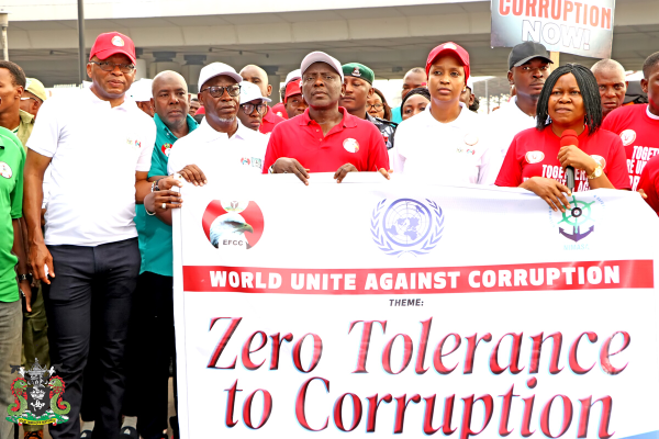 NPA joins EFCC to preach accountability, fight against corruption -