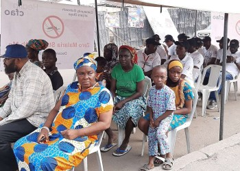 Malaria community outreach at ijora oloye by CFAO - Businessday NG