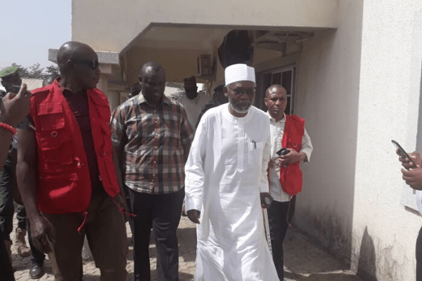 BREAKING: Adoke arrives Abuja Court for arraignment - Businessday NG