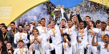 Real Madrid beat Atltico to lift Spanish Super Cup - Businessday NG