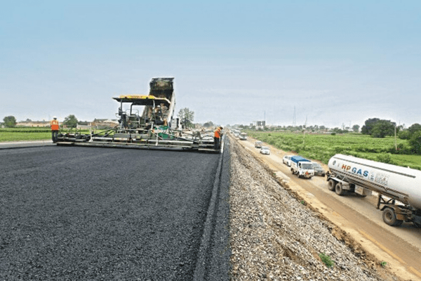 Lagos roads infrastructure and environment
