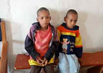 Taraba NSCDC rescues two children abducted from Borno
