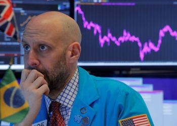 US Stocks Drop Most Since February 2018, Oil plunges - Businessday NG