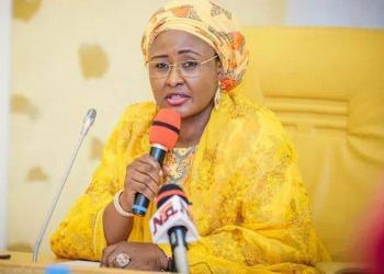 Buhari's daughter hail and healthy-Presidency - Businessday NG