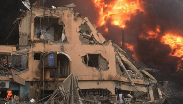 Abule-ado fire catastrophe: Insurance as enduring solution to disasters - Businessday NG