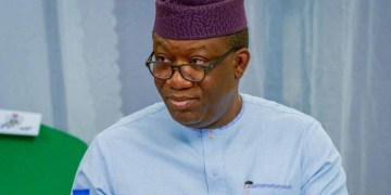 Fayemi felicitates with Awujale on 60th anniversary - Businessday NG