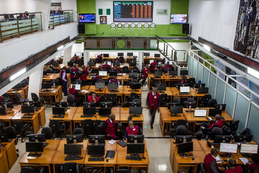 NSE index shed almost 5,000 points in March, its biggest monthly decline in 5 years - Businessday NG