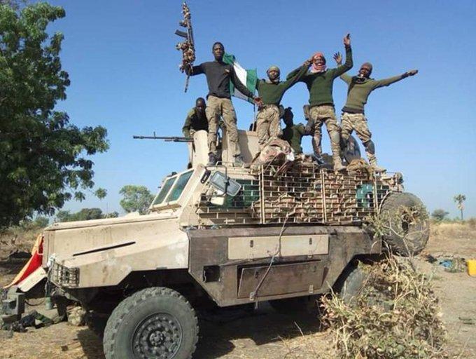4 troopers, 21 bandits killed in Zamfara - Businessday NG