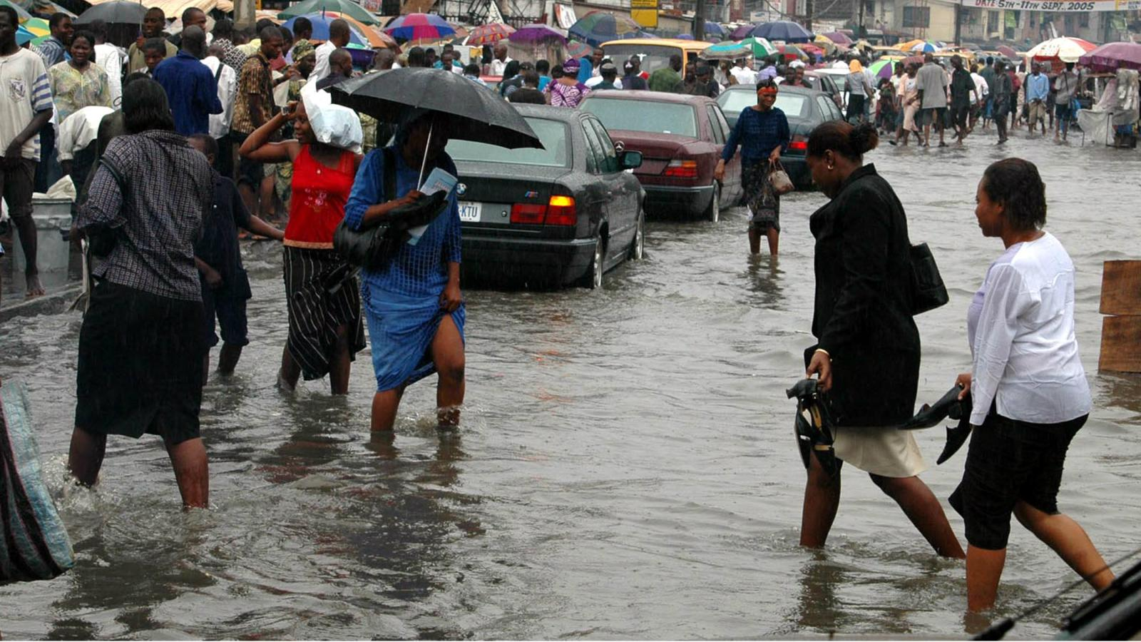 Lagos flooding and the 21st century economy dream - Businessday NG