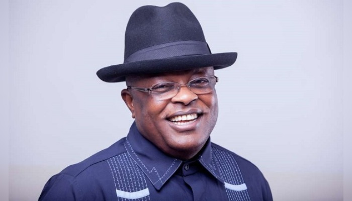 Report of Governor Umahi defection to APC fake