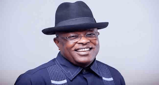 In 2023, if God permits, I may be quitting politics- Governor David Umahi