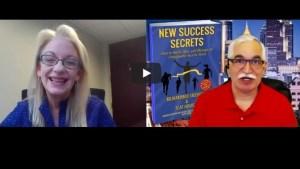 Watch Lisa's interview on Meet Siddique now!