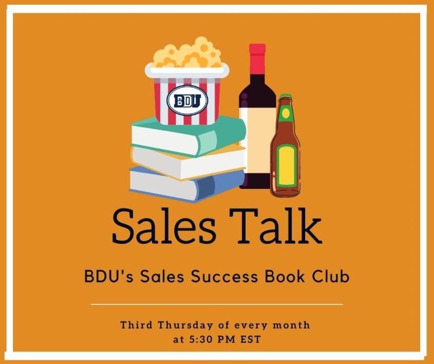 BDU's Sales Success Book Club