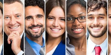 The Faces of Your Customers - The faces of our customers