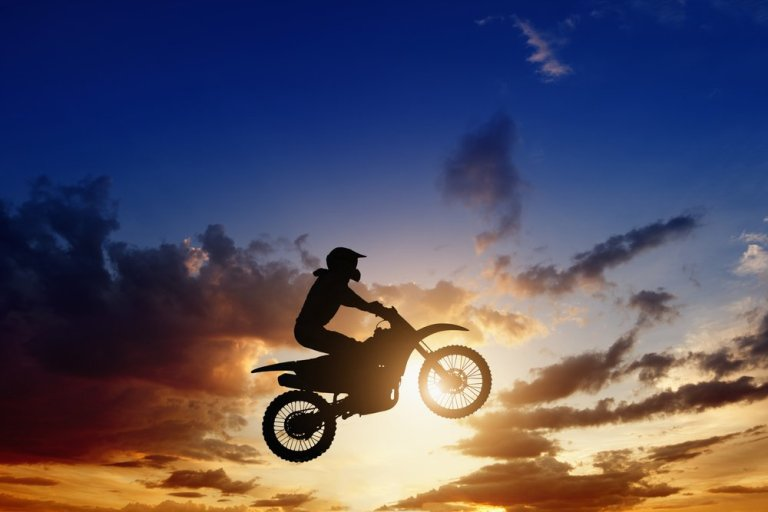 Motocross leap - Binance surges 25% on the news of his own blockchain