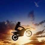 Motocross leap - EasyEmail is AutoComplete for Gmail