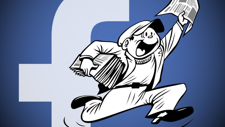 """facebook newsfeed5 ss 1920 - Facebook will create a section for """"hard news video"""" in Watch"""