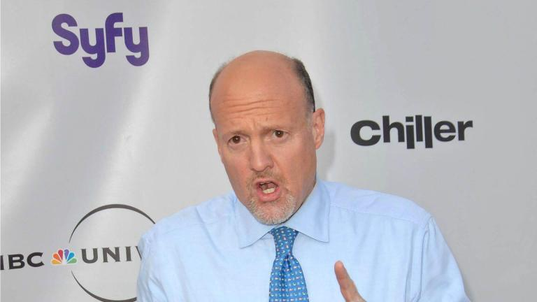 "jim cramer - CNBC's Jim Cramer calls Bitcoin ""Monopoly Money"""