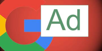 google adwords green outline ad3 2017 1920 - Google tests the ads in its application Feed