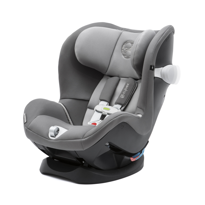 1518450786 132 cybex starts selling its 330 car seat designed for security geeks - Cybex starts selling its $ 330 car seat, designed for security geeks