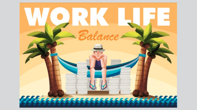 Balance 2 - Statistics on Work-Life Balance of Your Employees (INFOGRAPHIC)