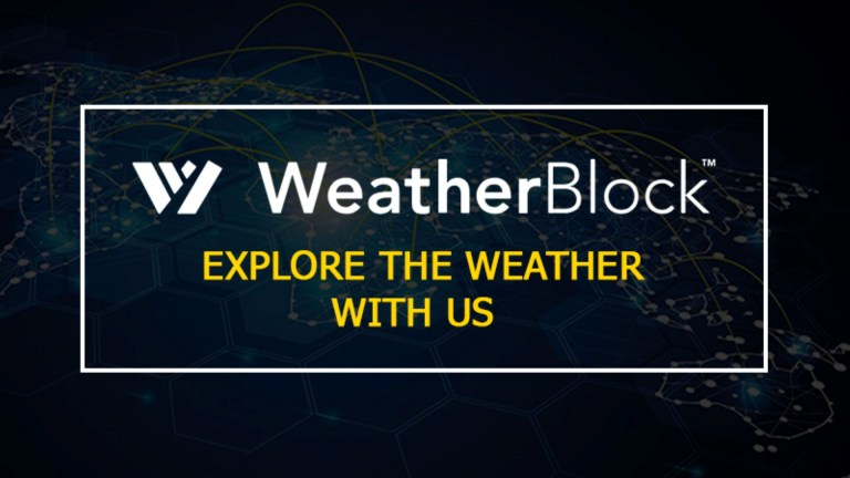 explore weather 1 - Weather Block will power global weather forecasts