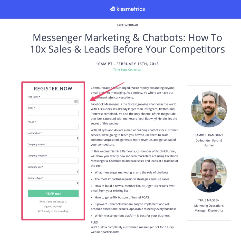 how to generate leads from webinars - How to Generate Leads from Webinars