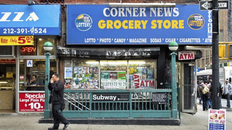 shutterstock 158990396 - Is the scene of New York's small business really disappearing?