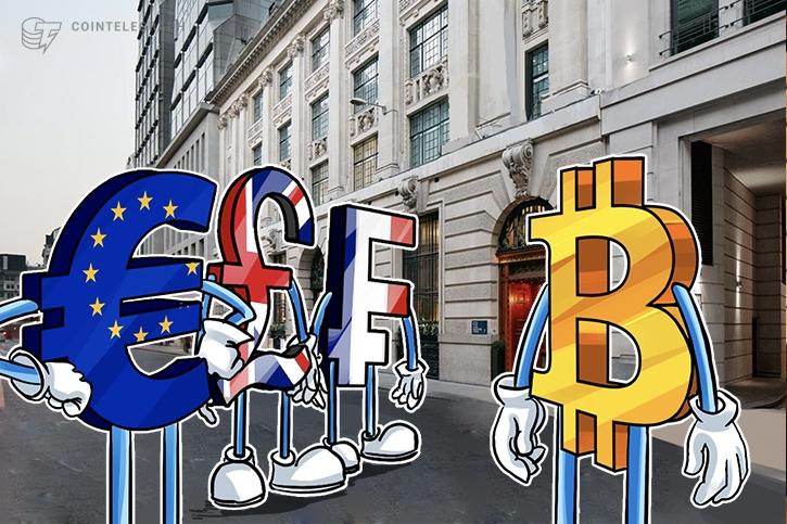 """725 Ly9jb2ludGVsZWdyYXBoLmNvbS9zdG9yYWdlL3VwbG9hZHMvdmlldy8zMjg1NzEzNTFhMTFhZGVlNjI0MmZhOGQ1ZTU4NzVjYi5qcGc= - Bitcoin """"Not the Answer to the Cashless Economy"""" Says Top Brass European Banks"""