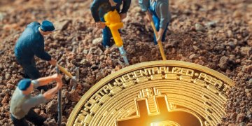 Bitcoin mining miniature - China's Bitmain gets approval for the American mining operation Bitcoin