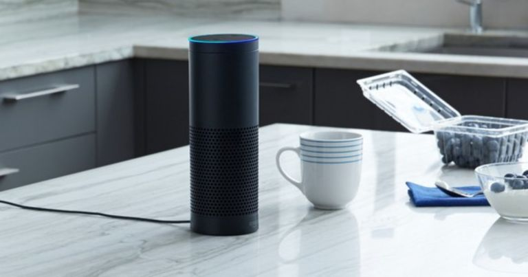 MotleyFool TMOT d0215ce4 echo kitchen large - Amazon understood what lies behind the random laughter of Alexa that scared people