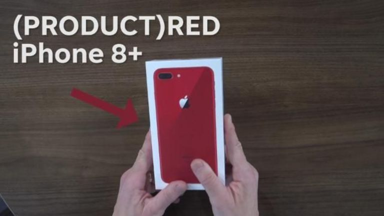 29906170001 5768823028001 5768812965001 vs - Apple launches a new red iPhone to help fight AIDS
