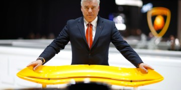 frank stephenson head of design lilium credit getty - From Ferrari to Flying Taxis: Questions and Answers with the New Product Design Manager for Lilium