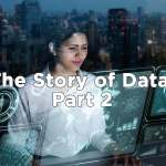 story of data p2 txt white - Influ2 launches what it calls the first B2B advertising platform based on the person