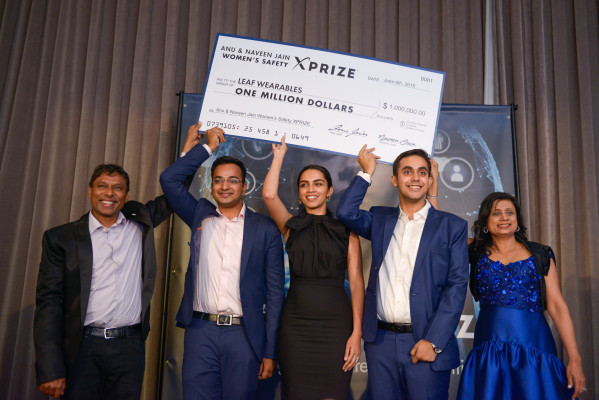 BFA 24358 2943792 copy - XPRIZE $ 1M Women's Safety Winner is a Simple and Intelligent Panic Button