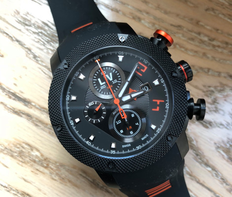 liv launches a bold and bold chronograph for race lovers - LIV launches a bold and bold chronograph for race lovers