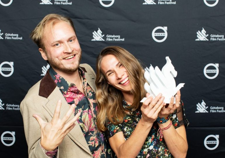 Finnish doc Colombia in my Arms wins Dragon Award Best Nordic Documentary