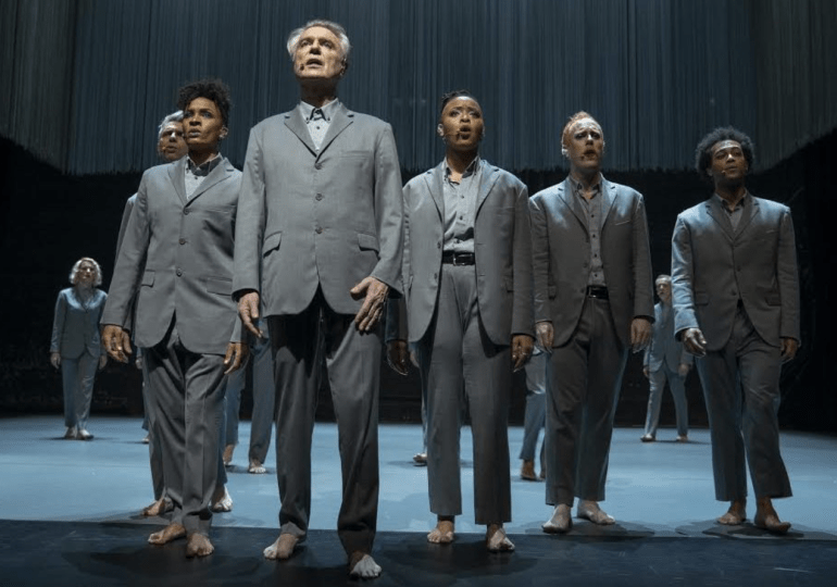 TIFF review: David Byrne's American Utopia by Spike Lee