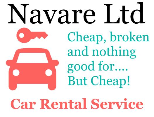 Navare Ltd Car Rental Service logo