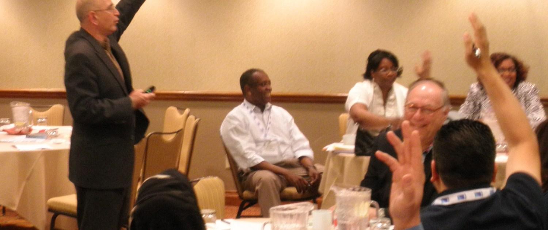 Interactive meeting facilitation